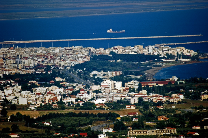Alexandroupoli Panorama Greece